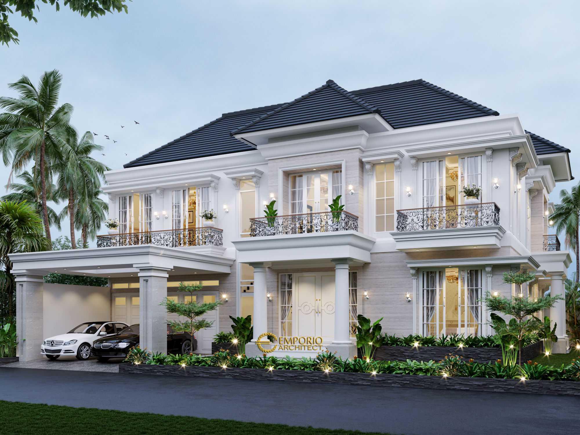 Jasa Arsitek Emporio Architect di Riau