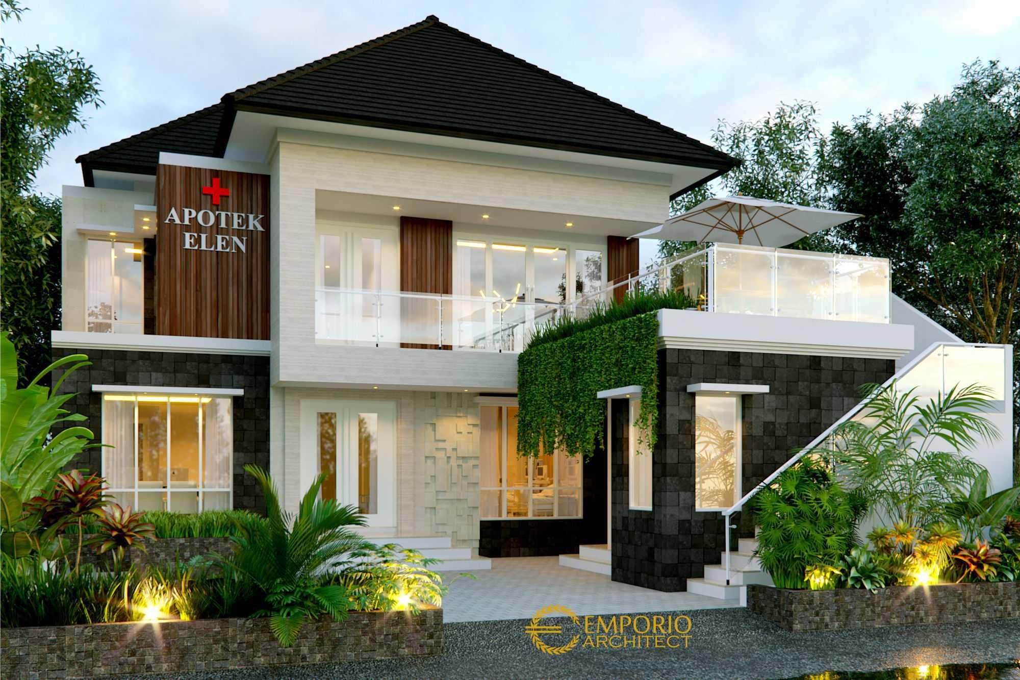 Jasa Arsitek Emporio Architect di Papua