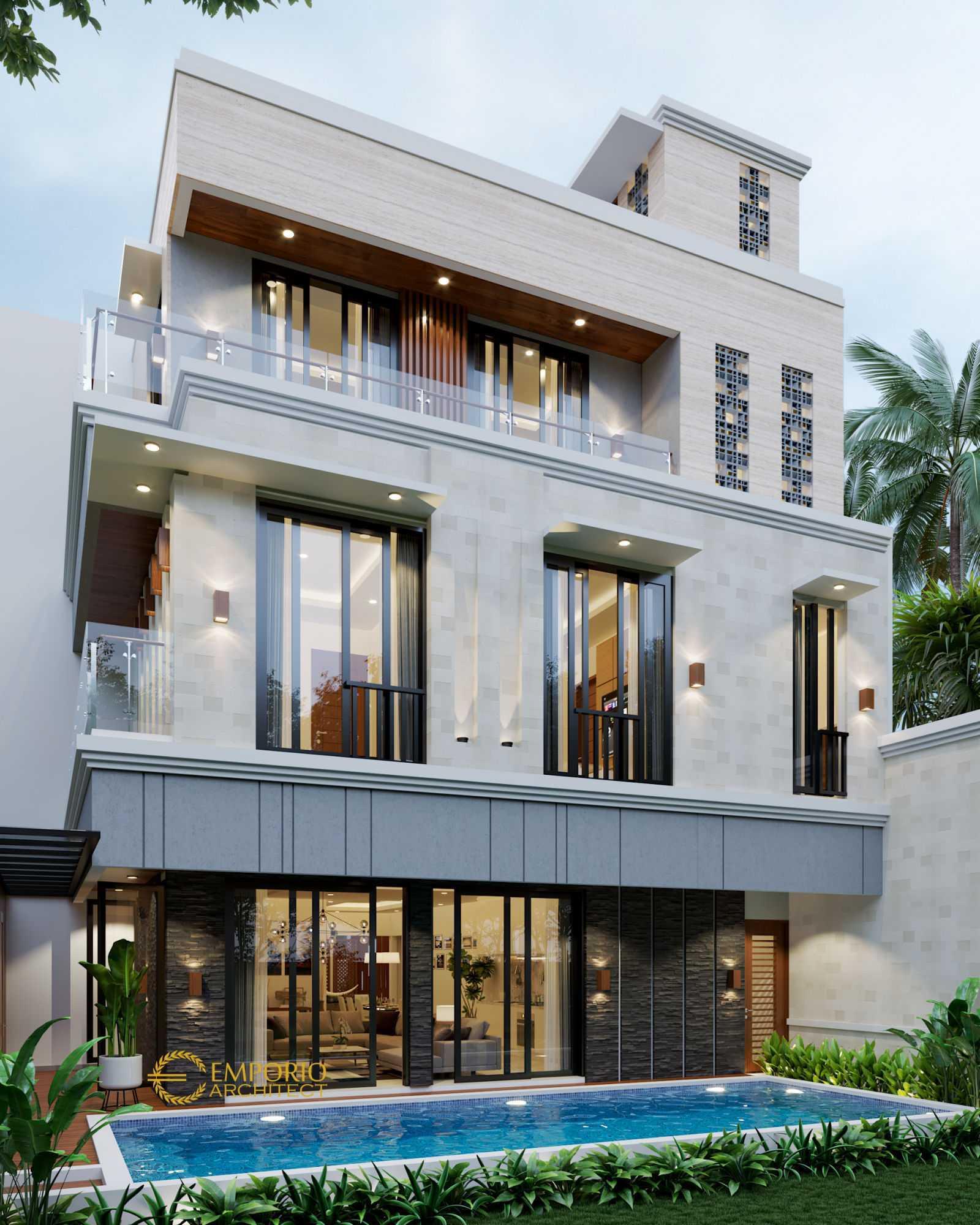 Emporio Architect Jasa Arsitek Tangerang Desain Rumah Modern Tropis 618 @ Tangerang Tangerang, Kota Tangerang, Banten, Indonesia Tangerang, Kota Tangerang, Banten, Indonesia Emporio-Architect-Jasa-Arsitek-Tangerang-Desain-Rumah-Modern-Tropis-618-Tangerang  82668