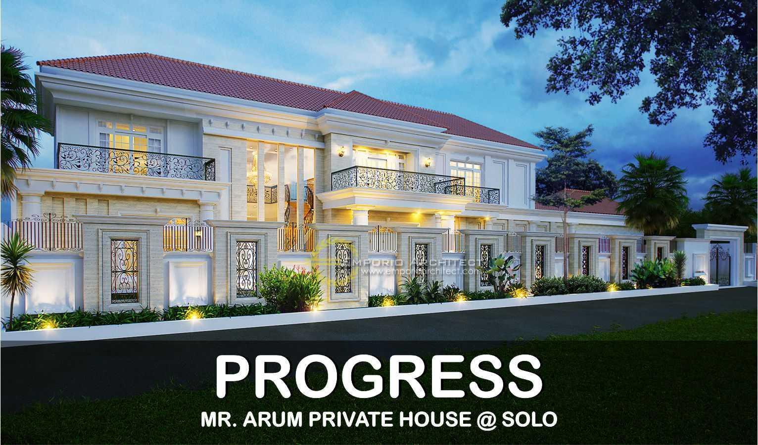 Jasa Arsitek Emporio Architect di Surakarta