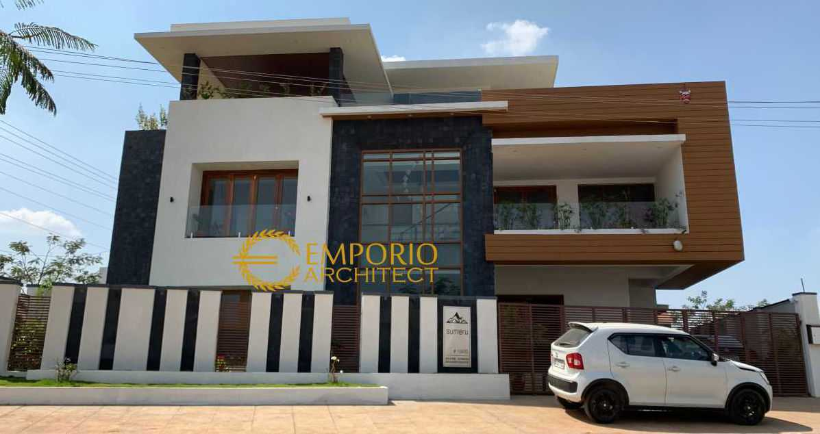 Emporio Architect Jasa Arsitek India Hasil Konstruksi Rumah Modern Tropis 422 @ Banglore, India Bengaluru, Karnataka, India Bengaluru, Karnataka, India Emporio-Architect-Jasa-Arsitek-India-Hasil-Konstruksi-Rumah-Modern-Tropis-422-Banglore-India  85850