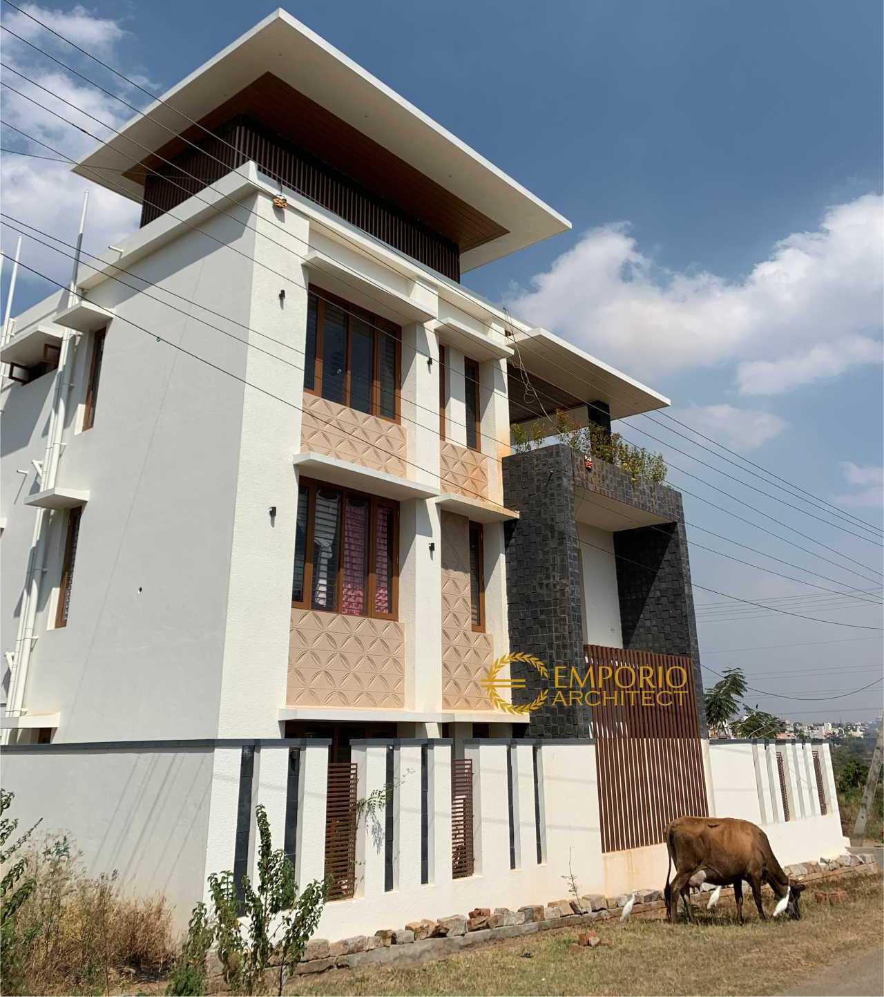 Emporio Architect Jasa Arsitek India Hasil Konstruksi Rumah Modern Tropis 422 @ Banglore, India Bengaluru, Karnataka, India Bengaluru, Karnataka, India Emporio-Architect-Jasa-Arsitek-India-Hasil-Konstruksi-Rumah-Modern-Tropis-422-Banglore-India  85852