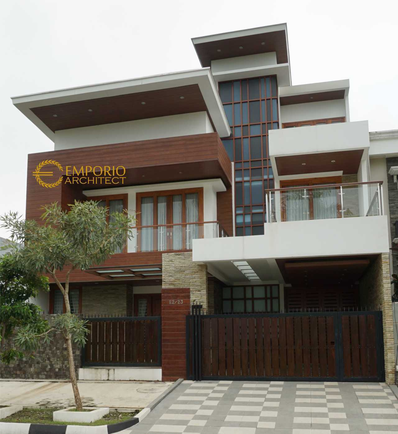 Emporio Architect Jasa Arsitek Tangerang Hasil Konstruksi Rumah Modern Tropis 276 @ Tangerang Tangerang, Kota Tangerang, Banten, Indonesia Tangerang, Kota Tangerang, Banten, Indonesia Emporio-Architect-Jasa-Arsitek-Tangerang-Hasil-Konstruksi-Rumah-Modern-Tropis-276-Tangerang  86569