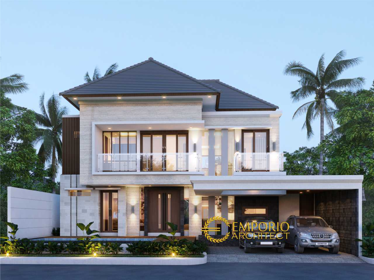 Emporio Architect Jasa Arsitek Denpasar Desain Rumah Modern 2 Lantai 774 @ Denpasar, Bali Kota Denpasar, Bali, Indonesia Kota Denpasar, Bali, Indonesia Emporio-Architect-Jasa-Arsitek-Denpasar-Desain-Rumah-Modern-2-Lantai-774-Denpasar-Bali Modern 88260