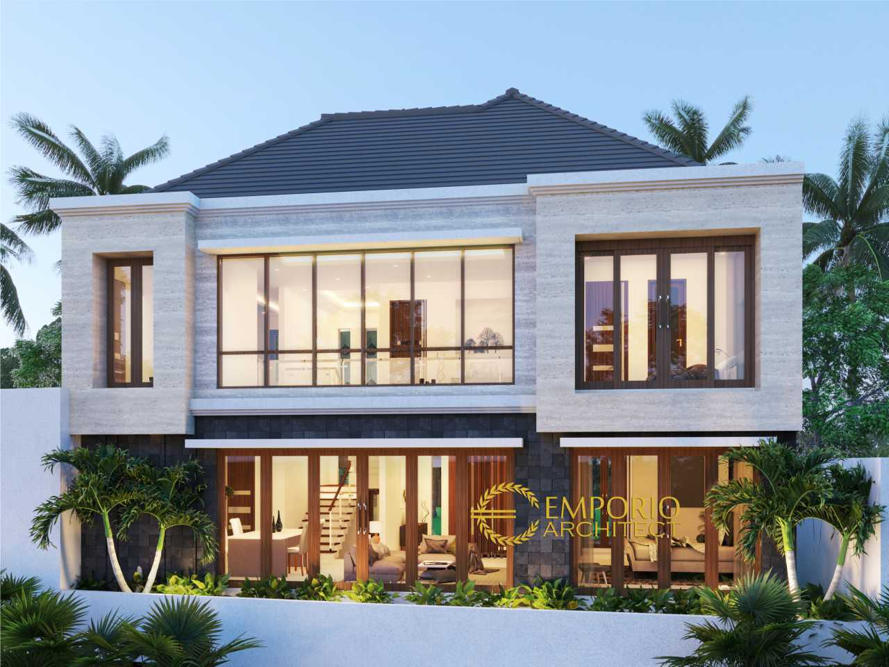 Emporio Architect Jasa Arsitek Denpasar Desain Rumah Modern 2 Lantai 774 @ Denpasar, Bali Kota Denpasar, Bali, Indonesia Kota Denpasar, Bali, Indonesia Emporio-Architect-Jasa-Arsitek-Denpasar-Desain-Rumah-Modern-2-Lantai-774-Denpasar-Bali  88261