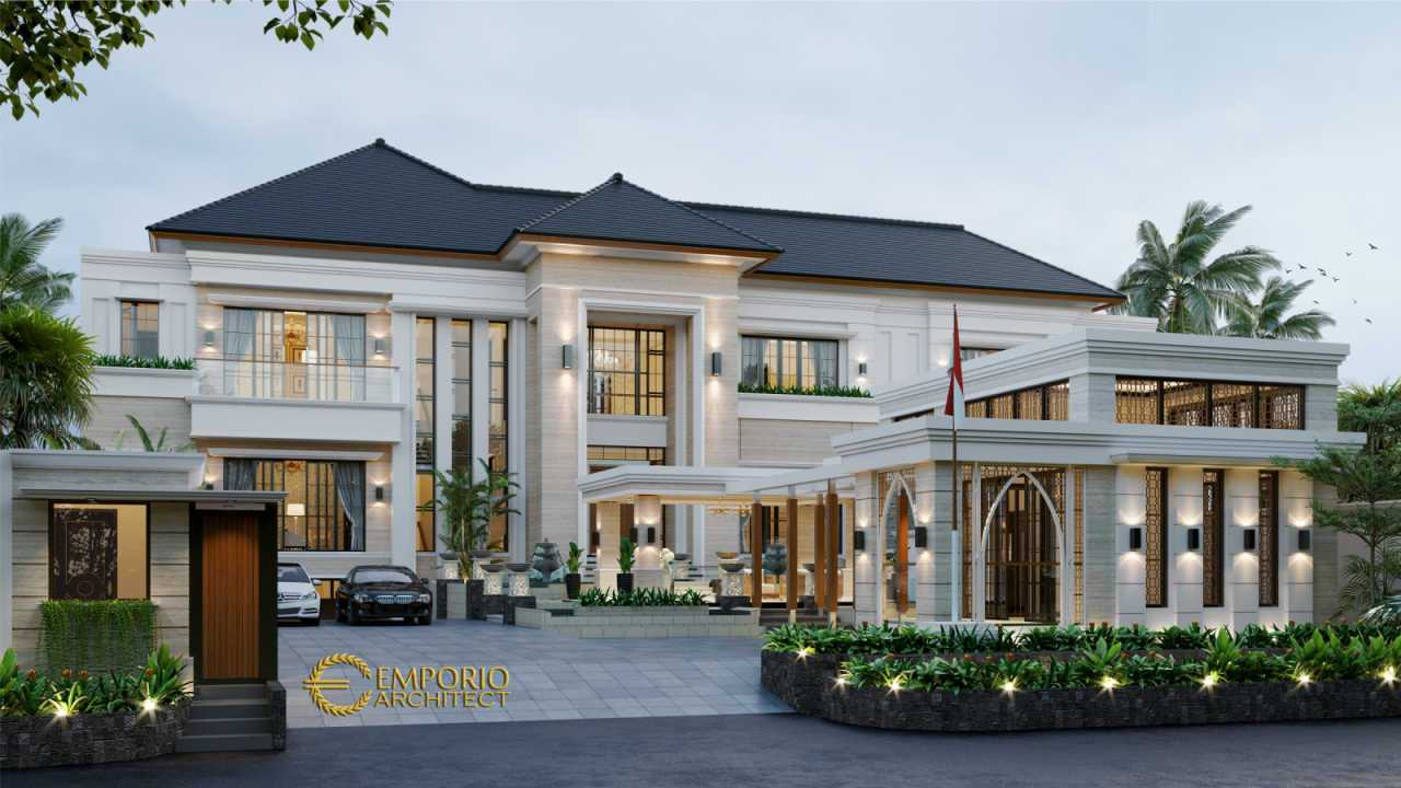 Emporio Architect Jasa Arsitek Cibubur Desain Rumah Classic 2 Lantai 635 @ Cibubur, Ciracas, Jakarta Timur Kec. Ciracas, Kota Jakarta Timur, Daerah Khusus Ibukota Jakarta, Indonesia Kec. Ciracas, Kota Jakarta Timur, Daerah Khusus Ibukota Jakarta, Indonesia Emporio-Architect-Jasa-Arsitek-Cibubur-Desain-Rumah-Classic-2-Lantai-635-Cibubur-Ciracas-Jakarta-Timur Classic 88448