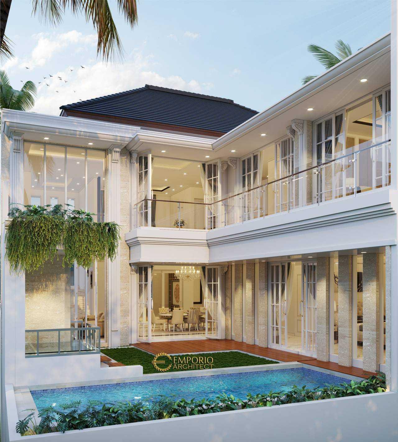 Emporio Architect Jasa Arsitek Tangerang Desain Rumah Classic 2 Lantai 797 @ Tangerang Tangerang, Kota Tangerang, Banten, Indonesia Tangerang, Kota Tangerang, Banten, Indonesia Emporio-Architect-Jasa-Arsitek-Tangerang-Desain-Rumah-Classic-2-Lantai-797-Tangerang  90647