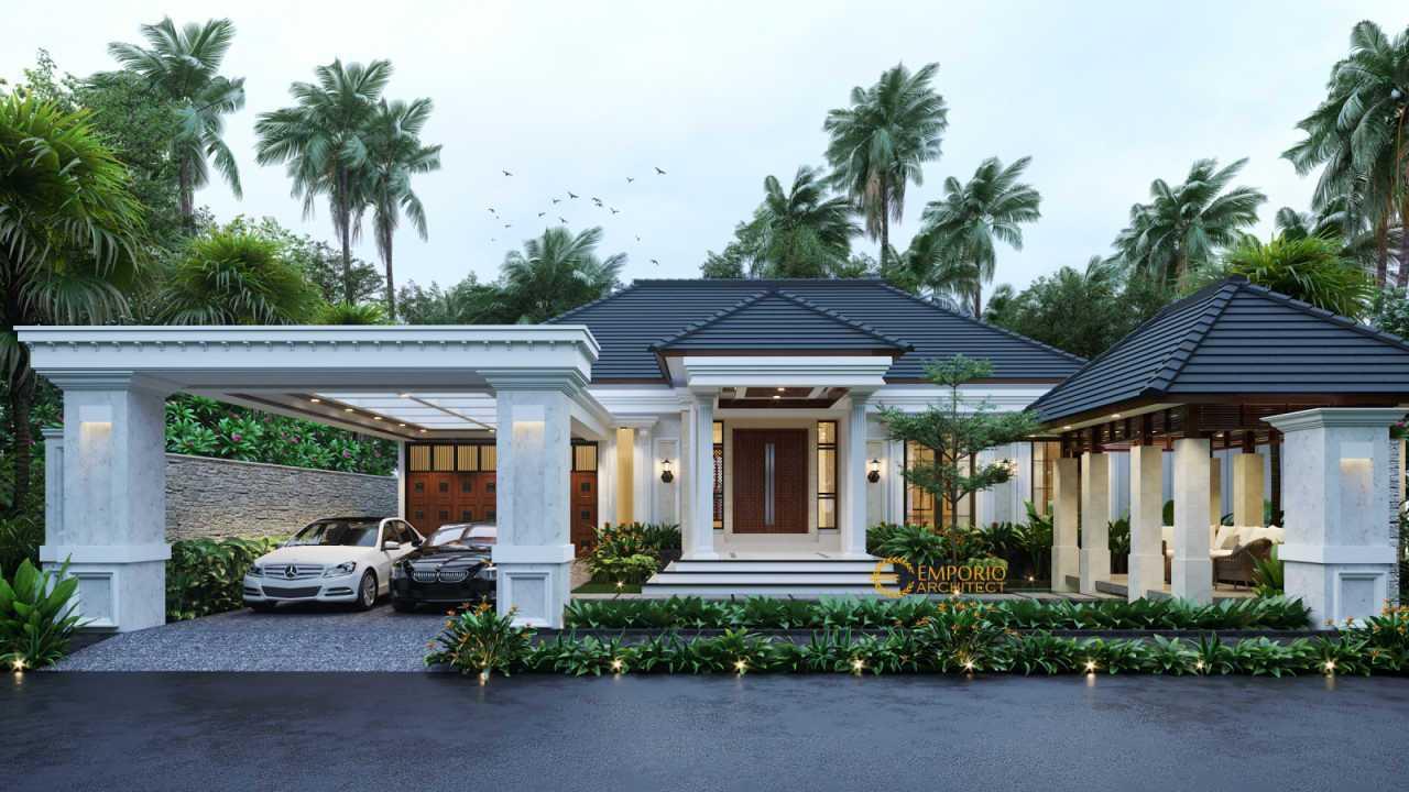 Emporio Architect Jasa Arsitek Aceh Desain Rumah Classic 1 Lantai 577 @ Aceh Aceh, Indonesia Aceh, Indonesia Emporio-Architect-Jasa-Arsitek-Aceh-Desain-Rumah-Classic-1-Lantai-577-Aceh Classic 92345