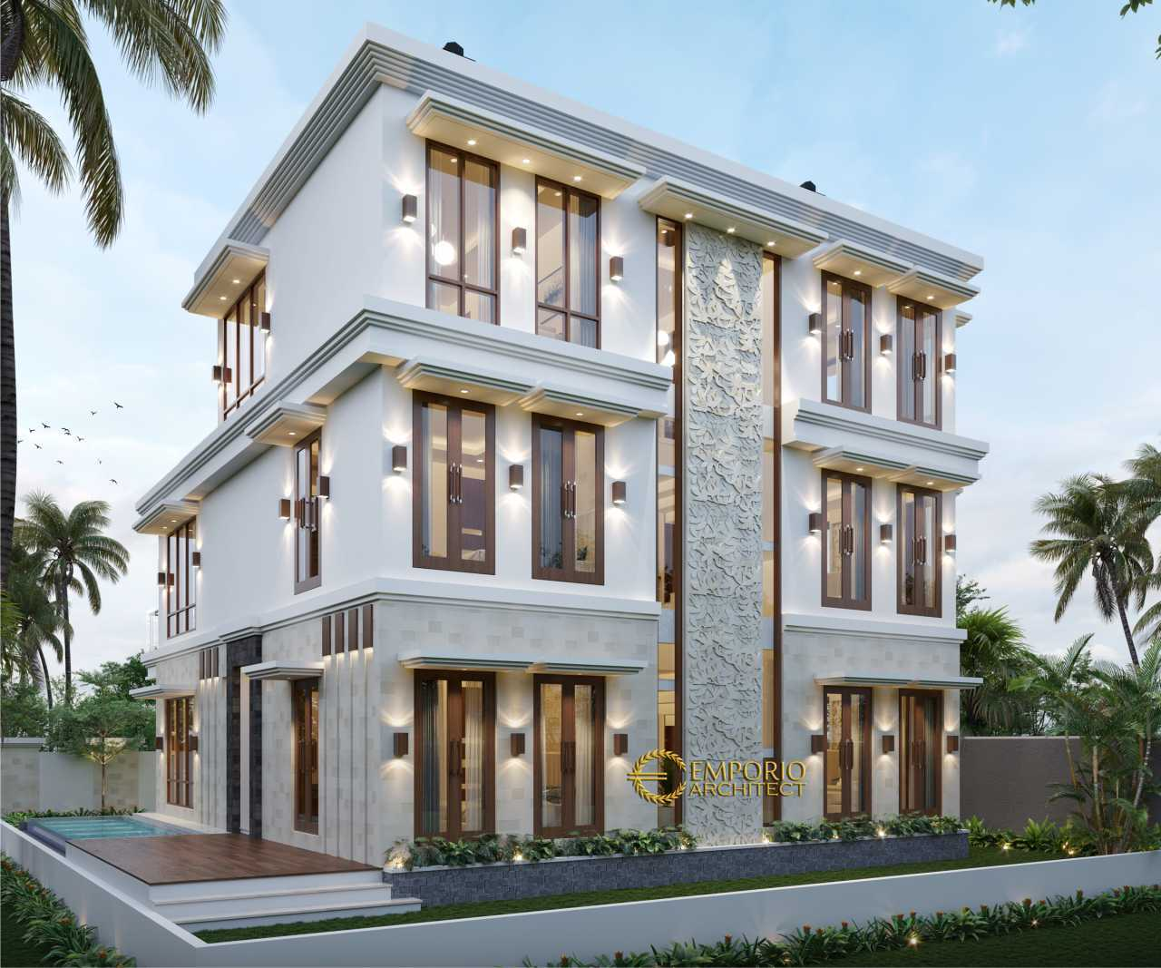 Emporio Architect Jasa Arsitek India Desain Rumah Villa Bali 2 Lantai 724 @ India India India Emporio-Architect-Jasa-Arsitek-India-Desain-Rumah-Villa-Bali-2-Lantai-724-India  93941
