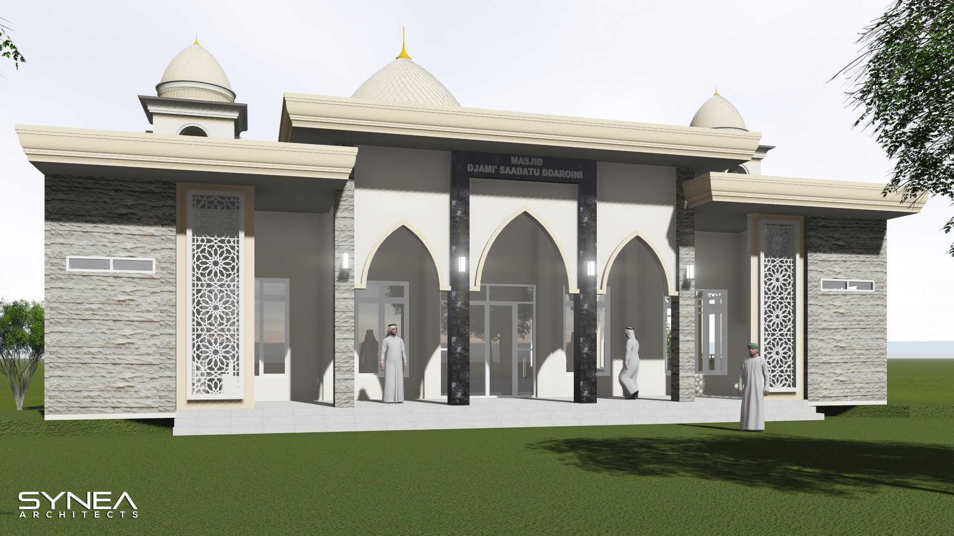 Synea Architects di Ogan Komering Ulu Selatan