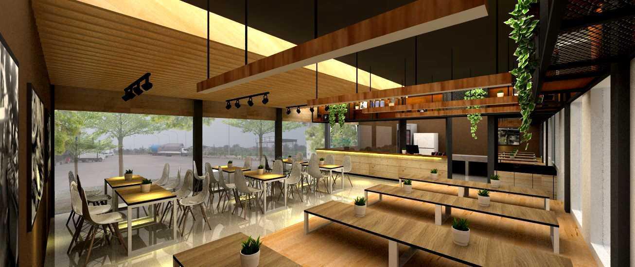 Yasa+ Restoran Sate Maranggi Cirebon, Kota Cirebon, Jawa Barat, Indonesia Cirebon, Kota Cirebon, Jawa Barat, Indonesia Interior Sate Maranggi Contemporary 90912