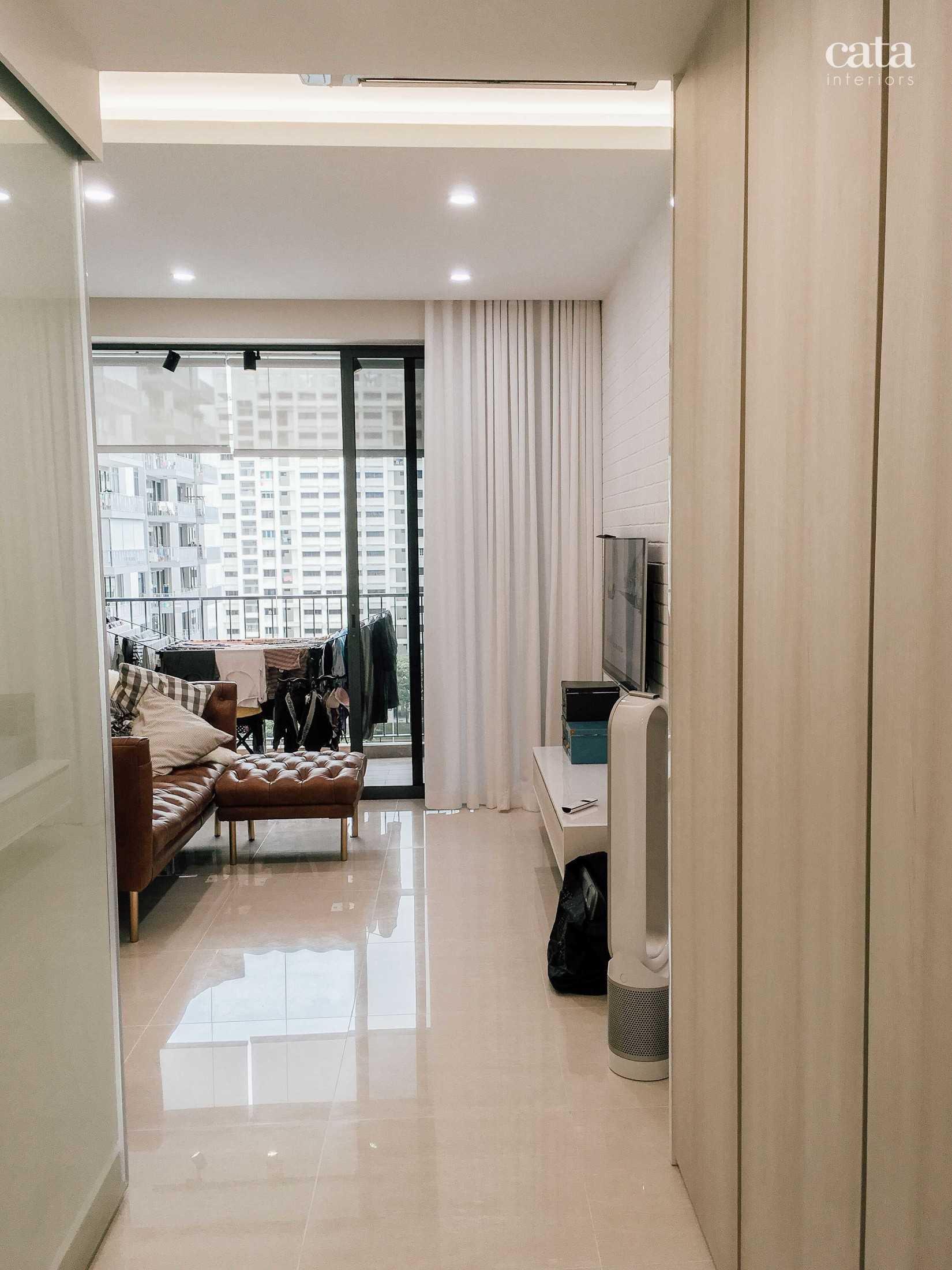 Cata Interiors La Fiesta Condominium, Singapore 50-74 Sengkang Square, Singapura 544700 50-74 Sengkang Square, Singapura 544700 Cata-Interiors-La-Fiesta-Condominium-Singapore  100775
