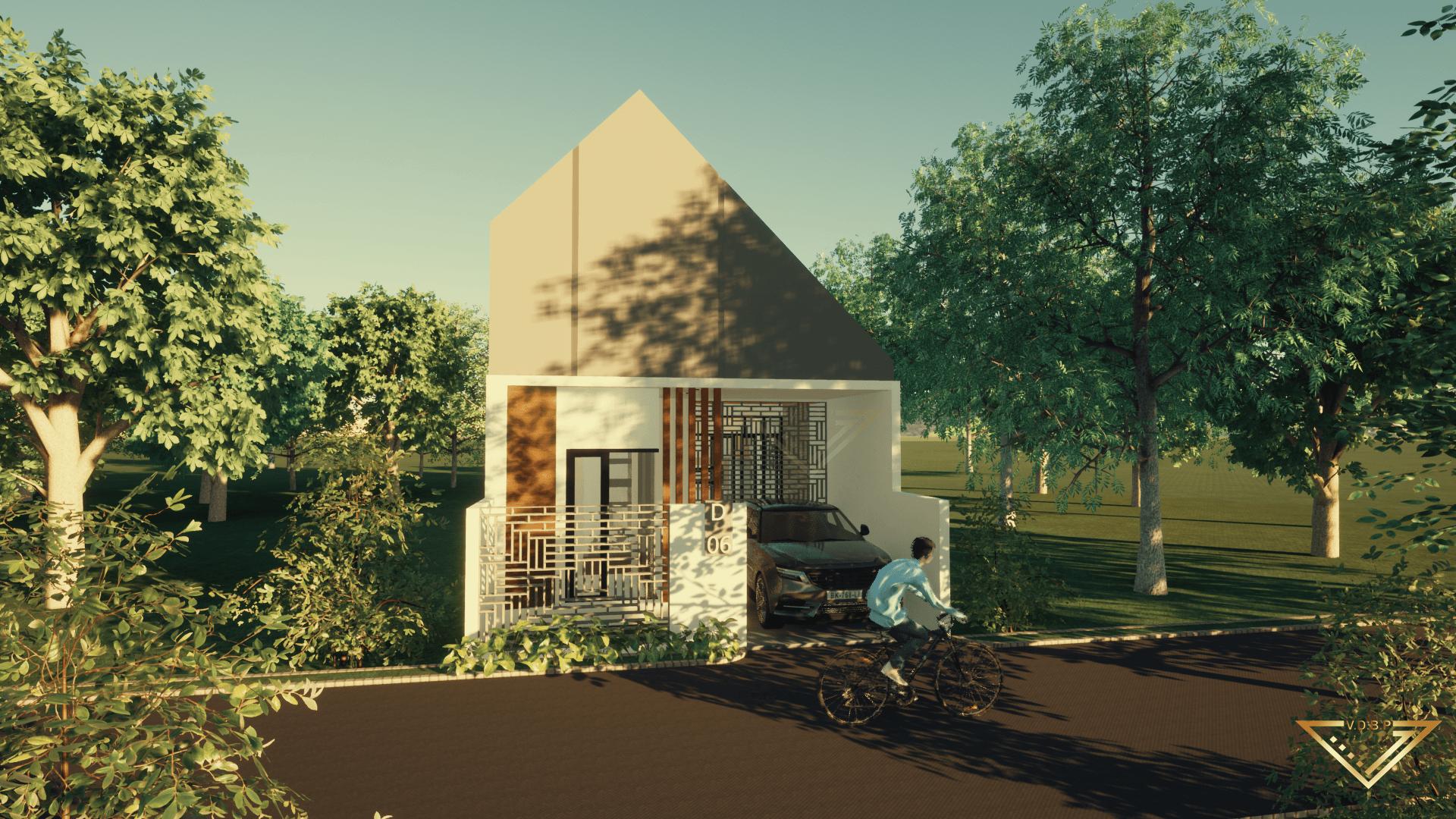 Jasa Arsitek Visual Desain  di Jombang