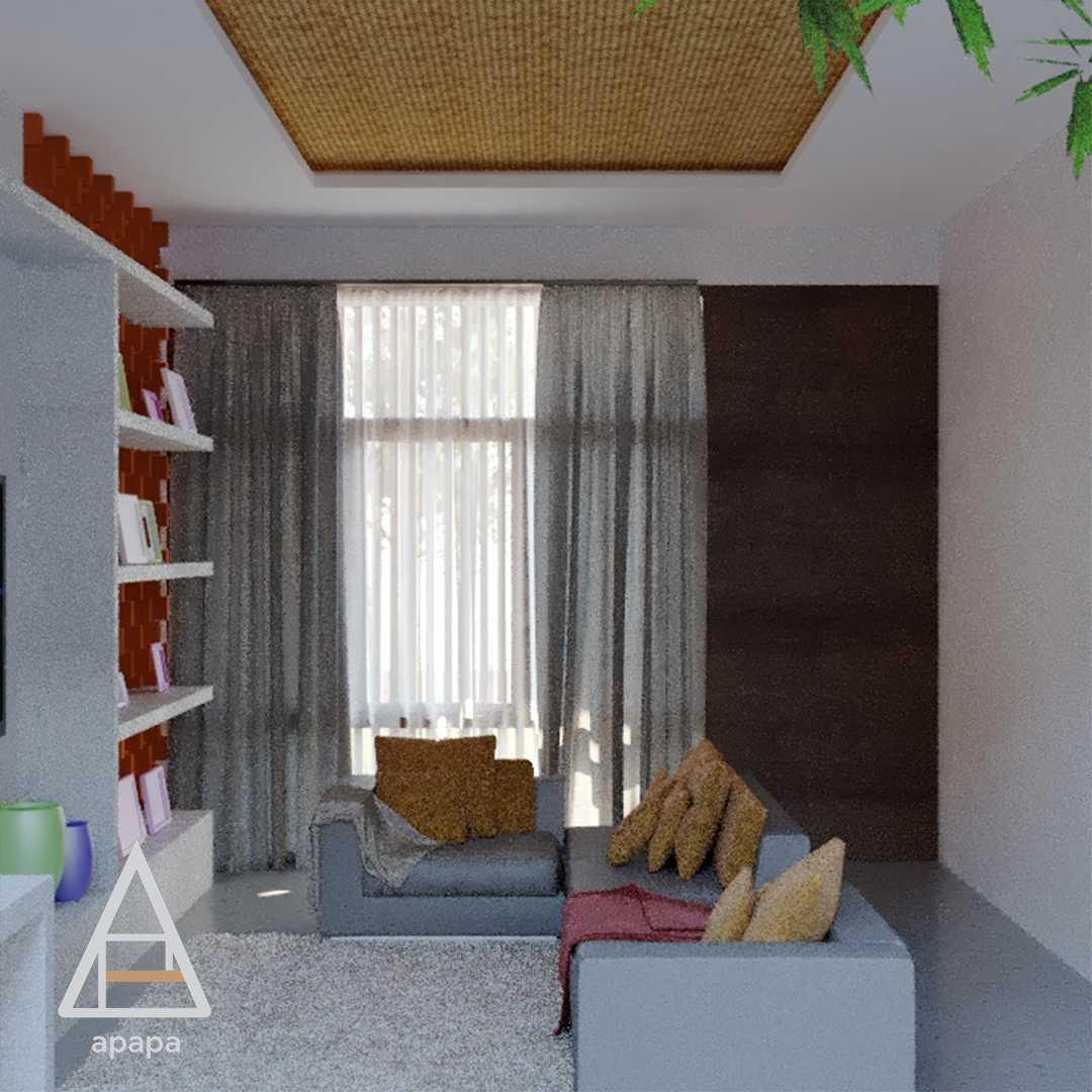 Apapa Studio M House Pekanbaru, Kota Pekanbaru, Riau, Indonesia Pekanbaru, Kota Pekanbaru, Riau, Indonesia Apapa-Studio-M-House Minimalist 80474