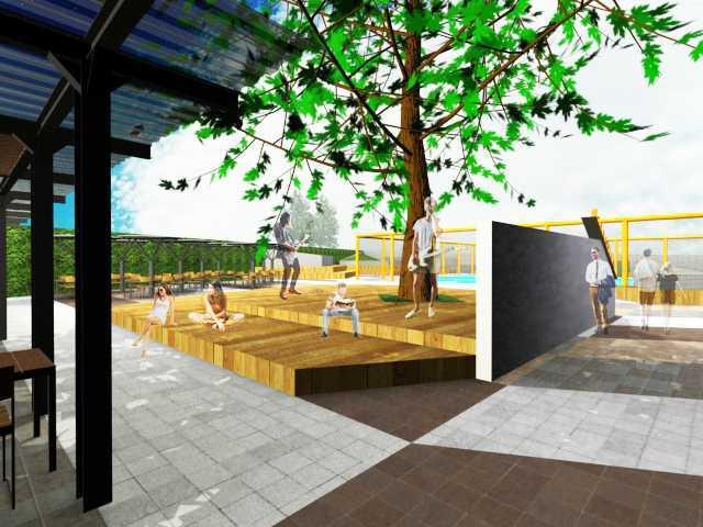 Jerry M. Febrino Community Center, Jayabaya University Cimanggis, Kota Depok, Jawa Barat, Indonesia Cimanggis, Kota Depok, Jawa Barat, Indonesia Jerry-M-Febrino-Community-Center-Jayabaya-University  59687