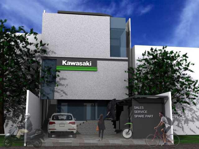 Jasa Design and Build Jerry M. Febrino di Bekasi