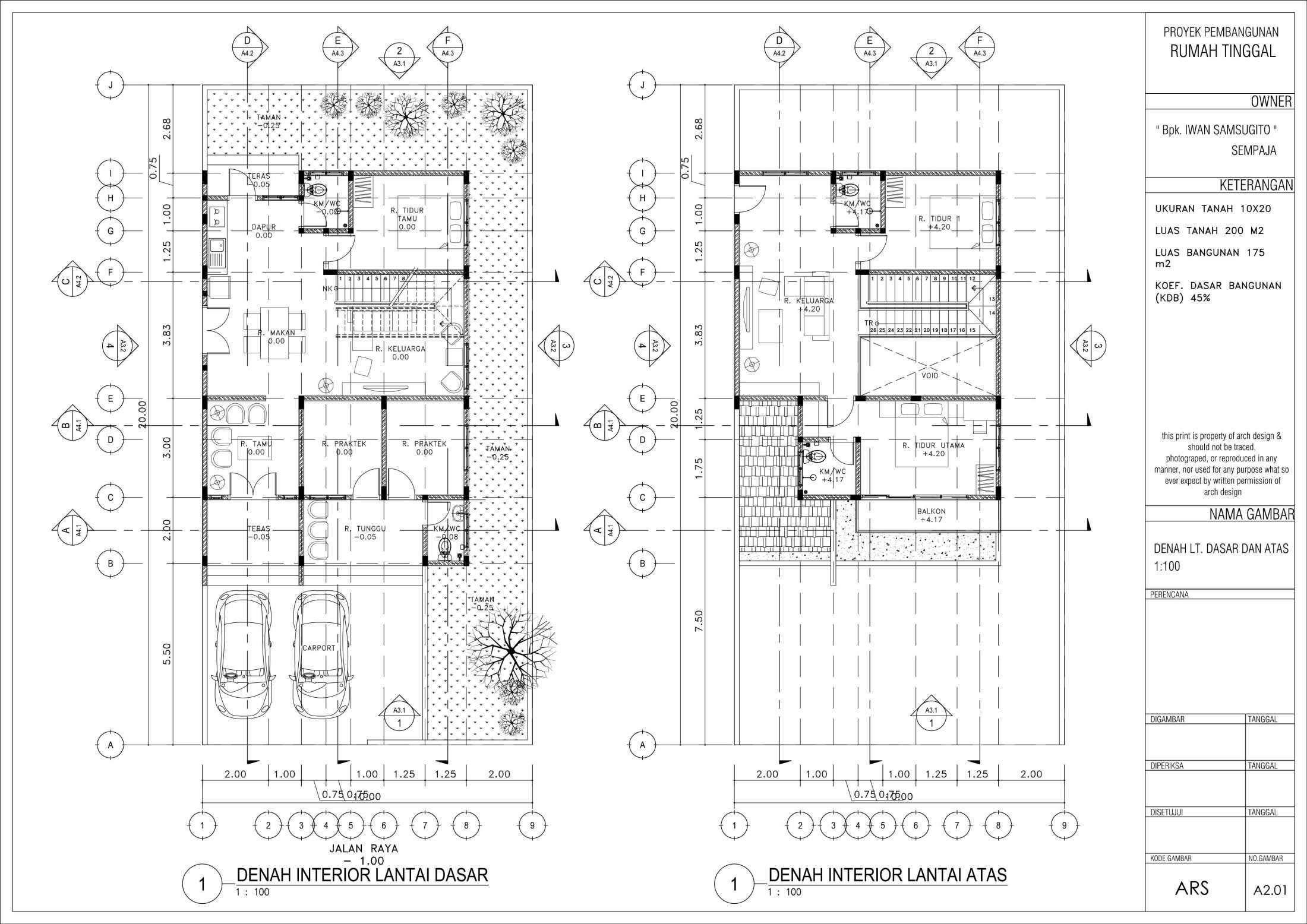 Artisia Studio House Of Mr Iwan (Samarinda) Kota Samarinda, Kalimantan Timur, Indonesia Kota Samarinda, Kalimantan Timur, Indonesia Artisia-Studio-House-Of-Mr-Iwan-Samarinda  80250