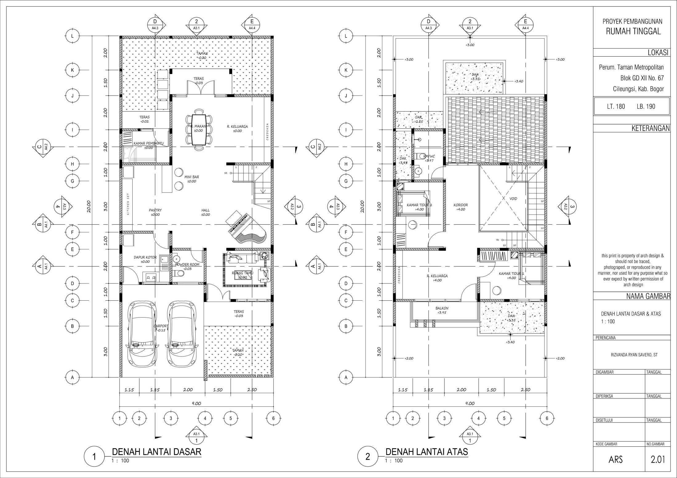 Artisia Studio House Of Mr. Liem Bogor, Jawa Barat, Indonesia Bogor, Jawa Barat, Indonesia Artisia-Studio-House-Of-Mr-Liem  80261