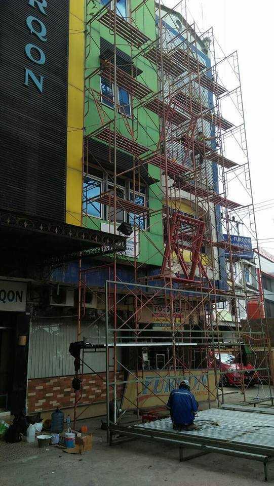 Bermakarya Pemasangan Acp Exterior Hotel Al Furqon Palembang Palembang, Kota Palembang, Sumatera Selatan, Indonesia Palembang, Kota Palembang, Sumatera Selatan, Indonesia Bermakarya-Pemasangan-Acp-Exterior-Hotel-Al-Furqon-Palembang  80565