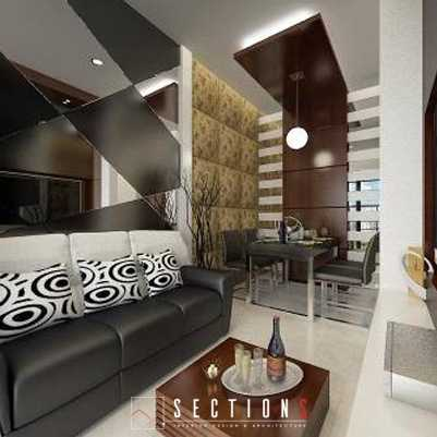 Sections Design & Architecture Thamrin Residences Apartment Project  (1 Br) Jakarta Pusat, Kota Jakarta Pusat, Daerah Khusus Ibukota Jakarta, Indonesia Jakarta Pusat, Kota Jakarta Pusat, Daerah Khusus Ibukota Jakarta, Indonesia Sections-Design-Architecture-Thamrin-Residences-Apartment  85270