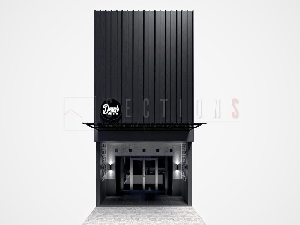 Sections Design & Architecture Industrial Vape Store Project ( Mr Irvan) Gembor, Kec. Periuk, Kota Tangerang, Banten, Indonesia Gembor, Kec. Periuk, Kota Tangerang, Banten, Indonesia Sections-Design-Architecture-Vape-Shop  92203