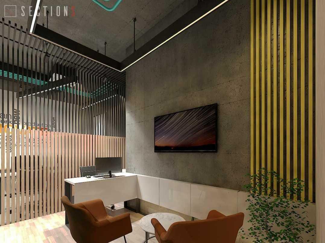 SECTIONS Design & Architecture di Surabaya