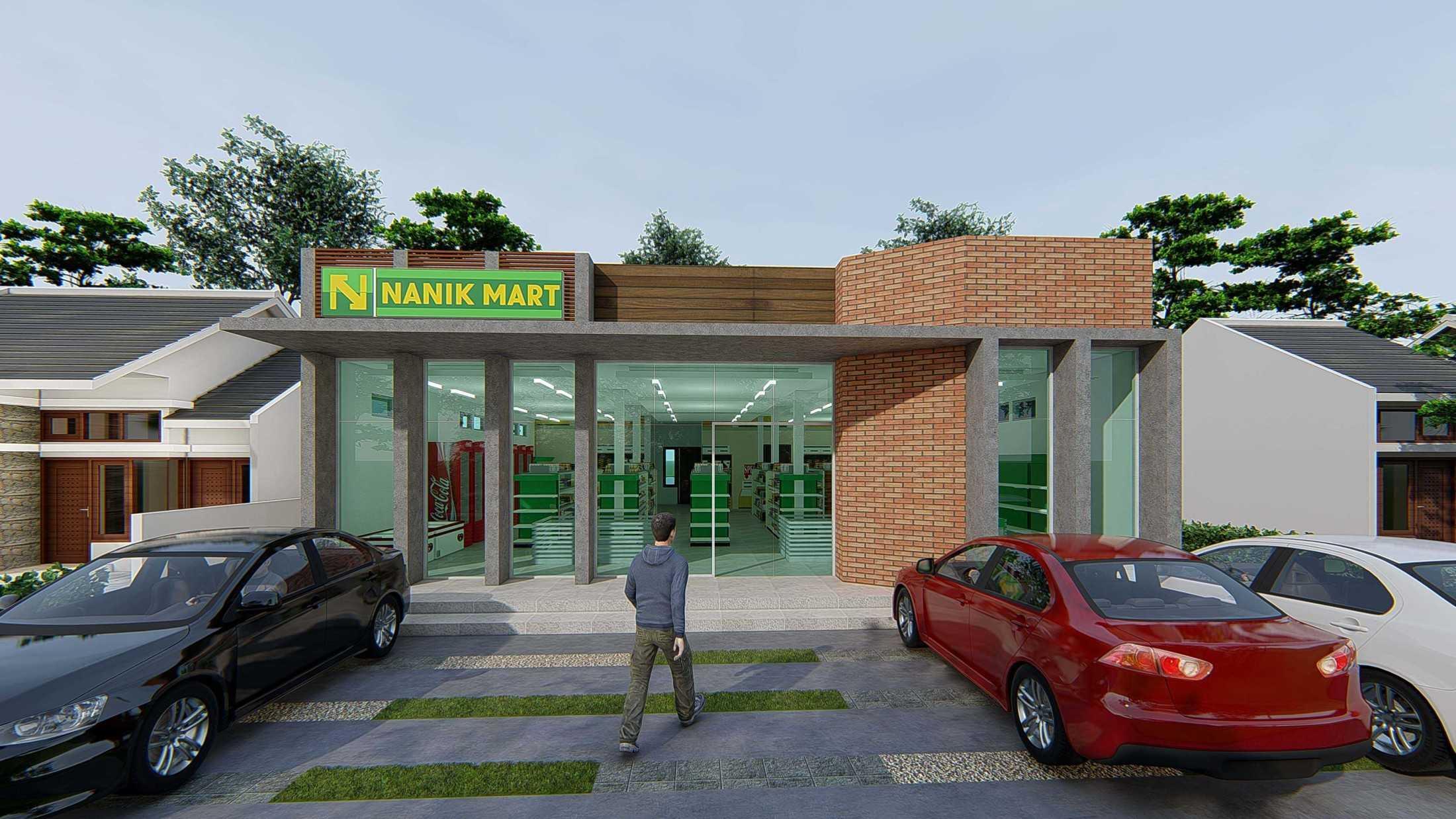 "Ark-Chitect Studio Mini Market ""nanik Mart"" Kebun Bunga, Kec. Sukarami, Kota Palembang, Sumatera Selatan, Indonesia Kebun Bunga, Kec. Sukarami, Kota Palembang, Sumatera Selatan, Indonesia Ark-Chitect-Studio-Mini-Market-Nanik-Mart  81701"