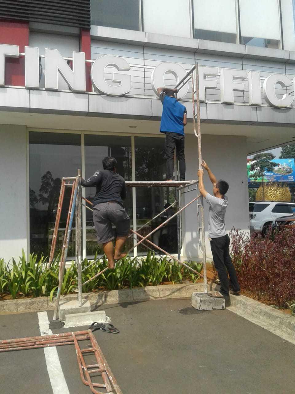 Illusion Architect Renovasi Kantor As Tangerang, Kota Tangerang, Banten, Indonesia Tangerang, Kota Tangerang, Banten, Indonesia Pt-Elektra-Tekno-Indonesia-Renovasi-Kantor-As  89618