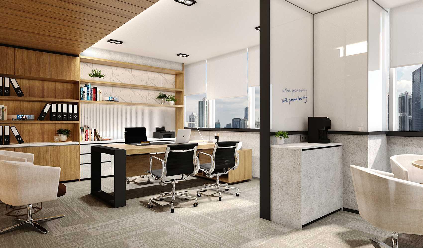 Highstreet Tempirai Office Jakarta, Daerah Khusus Ibukota Jakarta, Indonesia Jakarta, Daerah Khusus Ibukota Jakarta, Indonesia Highstreetstudio-Tempirai-Office  74003