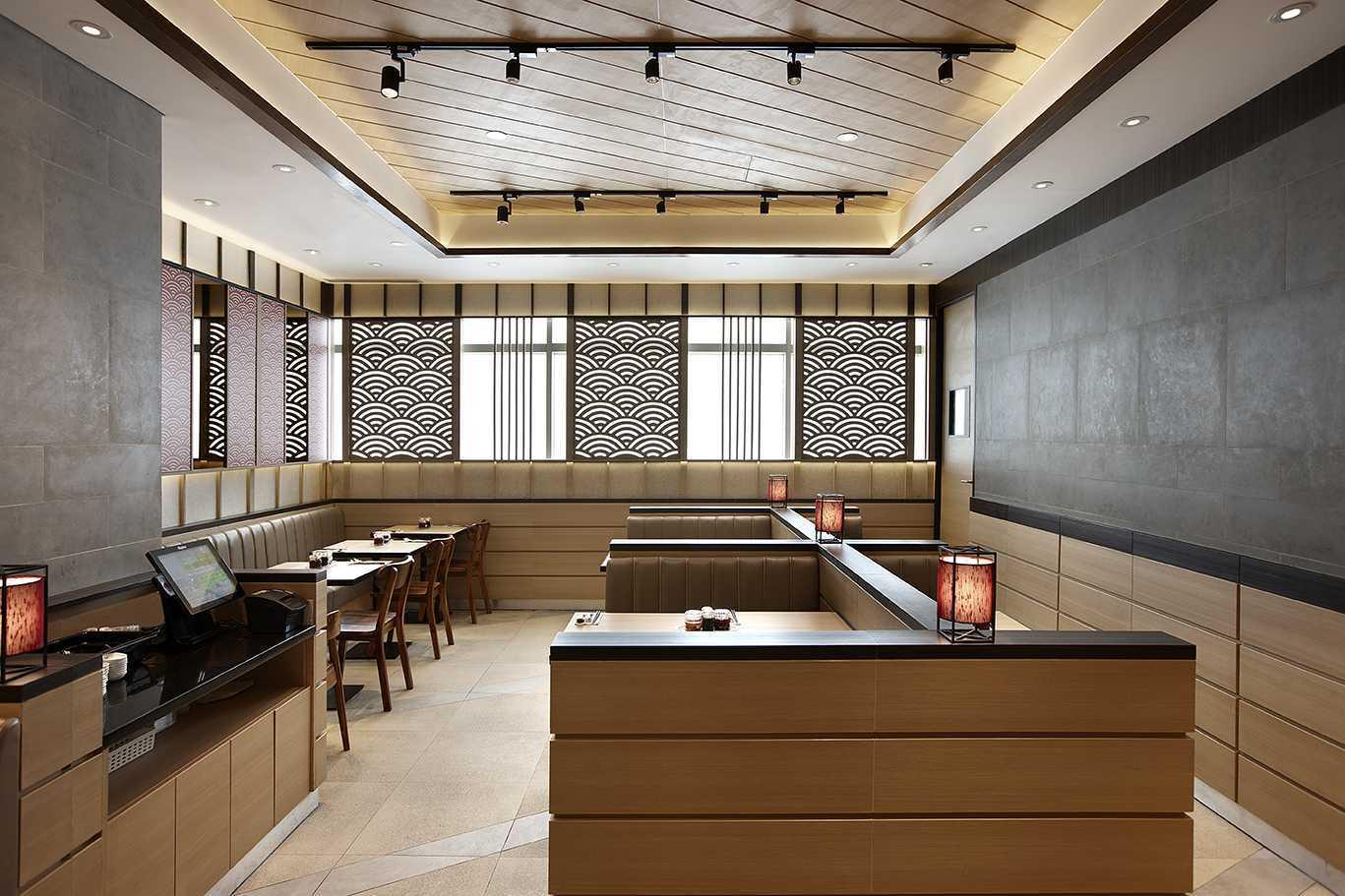 Highstreet Osaka Ohsho Jalan M.h. Thamrin No.1, Menteng, Kebon Melati, Kb. Melati, Tanah Abang, Kota Jakarta Pusat, Daerah Khusus Ibukota Jakarta 10310, Indonesia  Seating Area Restaurant  54119
