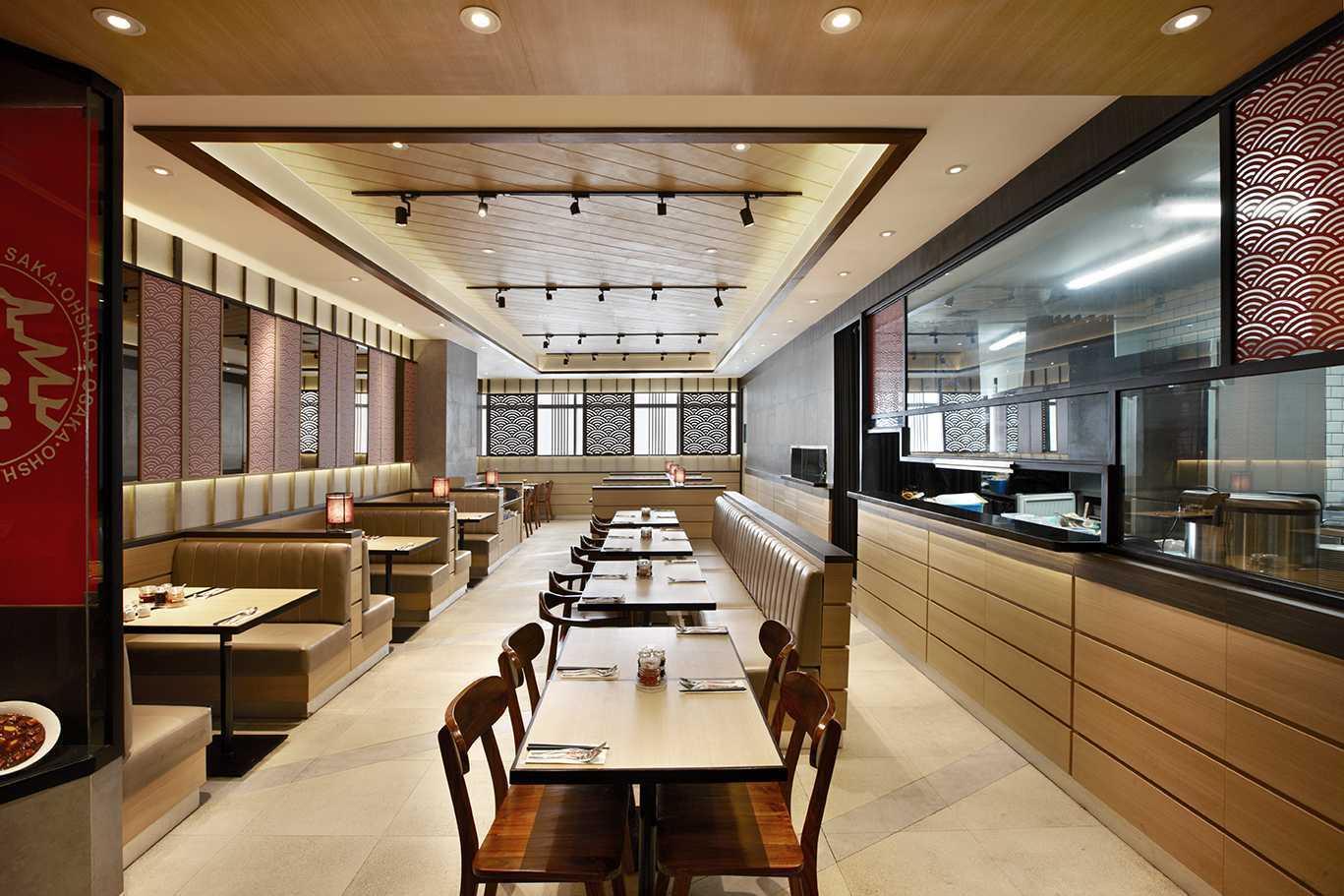 Highstreet Osaka Ohsho Jalan M.h. Thamrin No.1, Menteng, Kebon Melati, Kb. Melati, Tanah Abang, Kota Jakarta Pusat, Daerah Khusus Ibukota Jakarta 10310, Indonesia  Seating Area Restaurant  54122