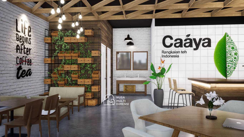 Nusa Multi Dimensi Desain Interior Caaya Cafe Jakarta Jakarta, Daerah Khusus Ibukota Jakarta, Indonesia Jakarta, Daerah Khusus Ibukota Jakarta, Indonesia Nusa-Multi-Dimensi-Desain-Interior-Caaya-Cafe-Jakarta  92484