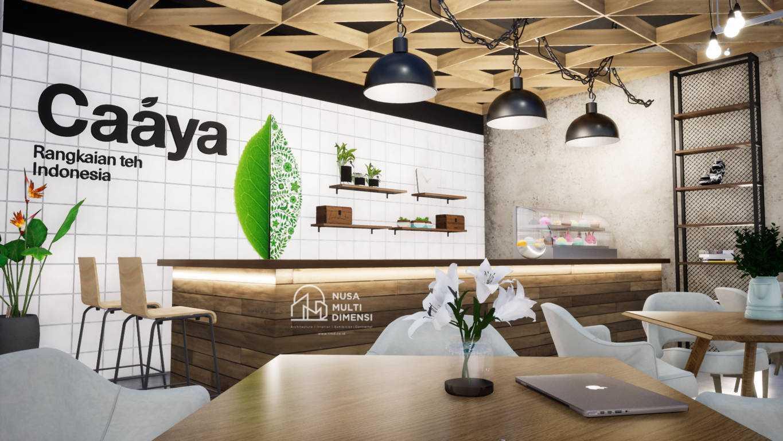 Nusa Multi Dimensi Desain Interior Caaya Cafe Jakarta Jakarta, Daerah Khusus Ibukota Jakarta, Indonesia Jakarta, Daerah Khusus Ibukota Jakarta, Indonesia Nusa-Multi-Dimensi-Desain-Interior-Caaya-Cafe-Jakarta  92486