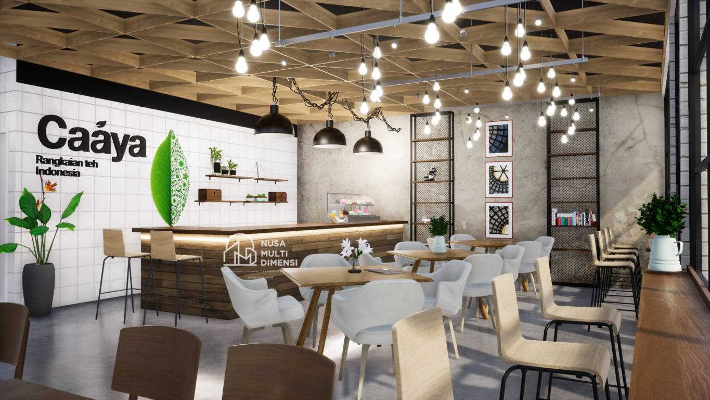 Nusa Multi Dimensi Desain Interior Caaya Cafe Jakarta Jakarta, Daerah Khusus Ibukota Jakarta, Indonesia Jakarta, Daerah Khusus Ibukota Jakarta, Indonesia Nusa-Multi-Dimensi-Desain-Interior-Caaya-Cafe-Jakarta  92487