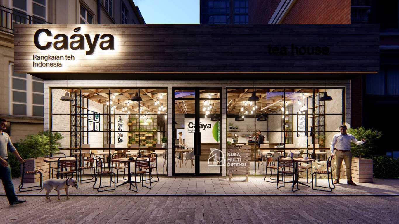 Nusa Multi Dimensi Desain Interior Caaya Cafe Jakarta Jakarta, Daerah Khusus Ibukota Jakarta, Indonesia Jakarta, Daerah Khusus Ibukota Jakarta, Indonesia Nusa-Multi-Dimensi-Desain-Interior-Caaya-Cafe-Jakarta  92489