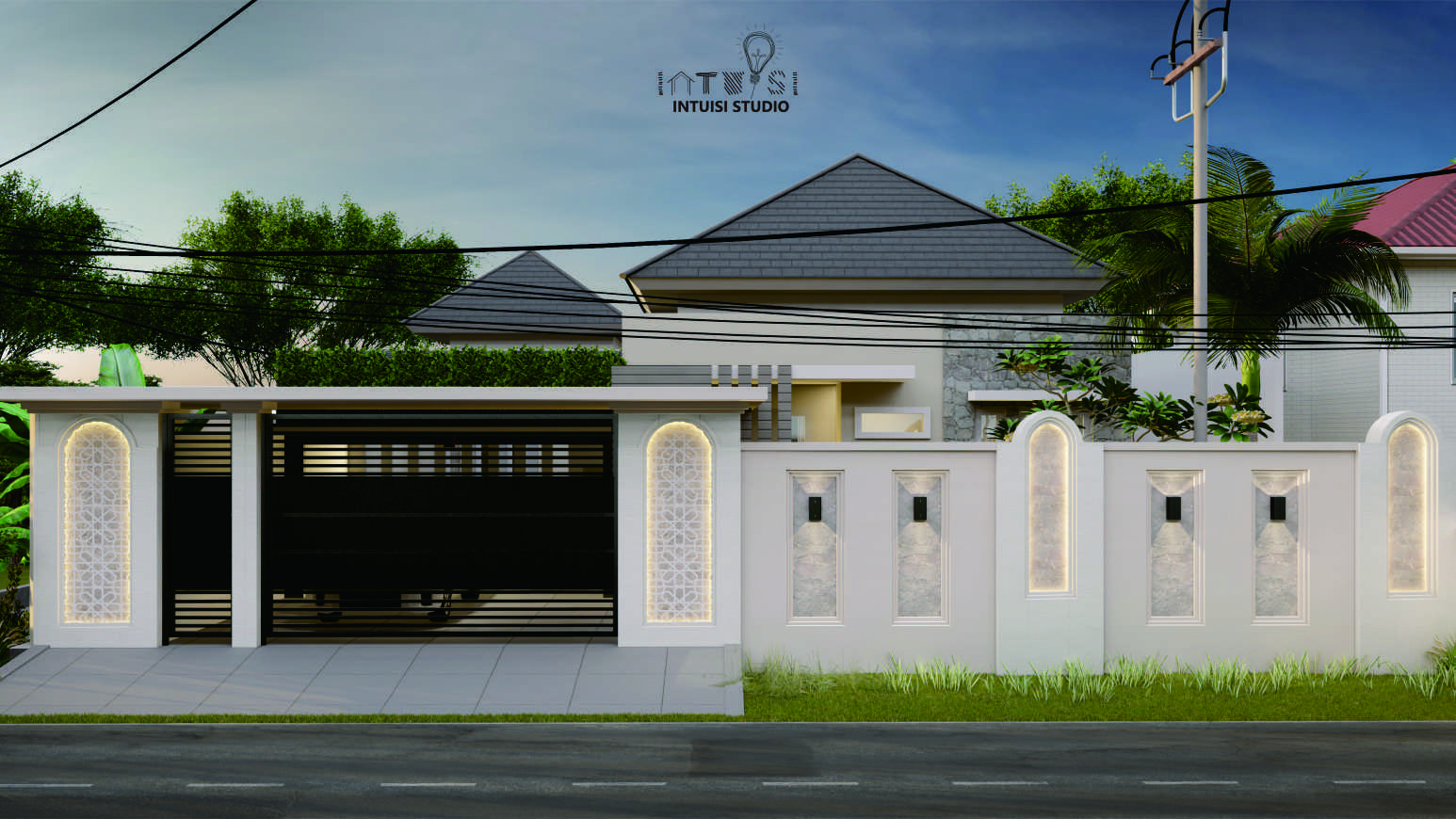 Intuisi Studio Desain Pagar Kabupaten Jombang, Jawa Timur, Indonesia Kabupaten Jombang, Jawa Timur, Indonesia Intuisi-Studio-Desain-Pagar  133004