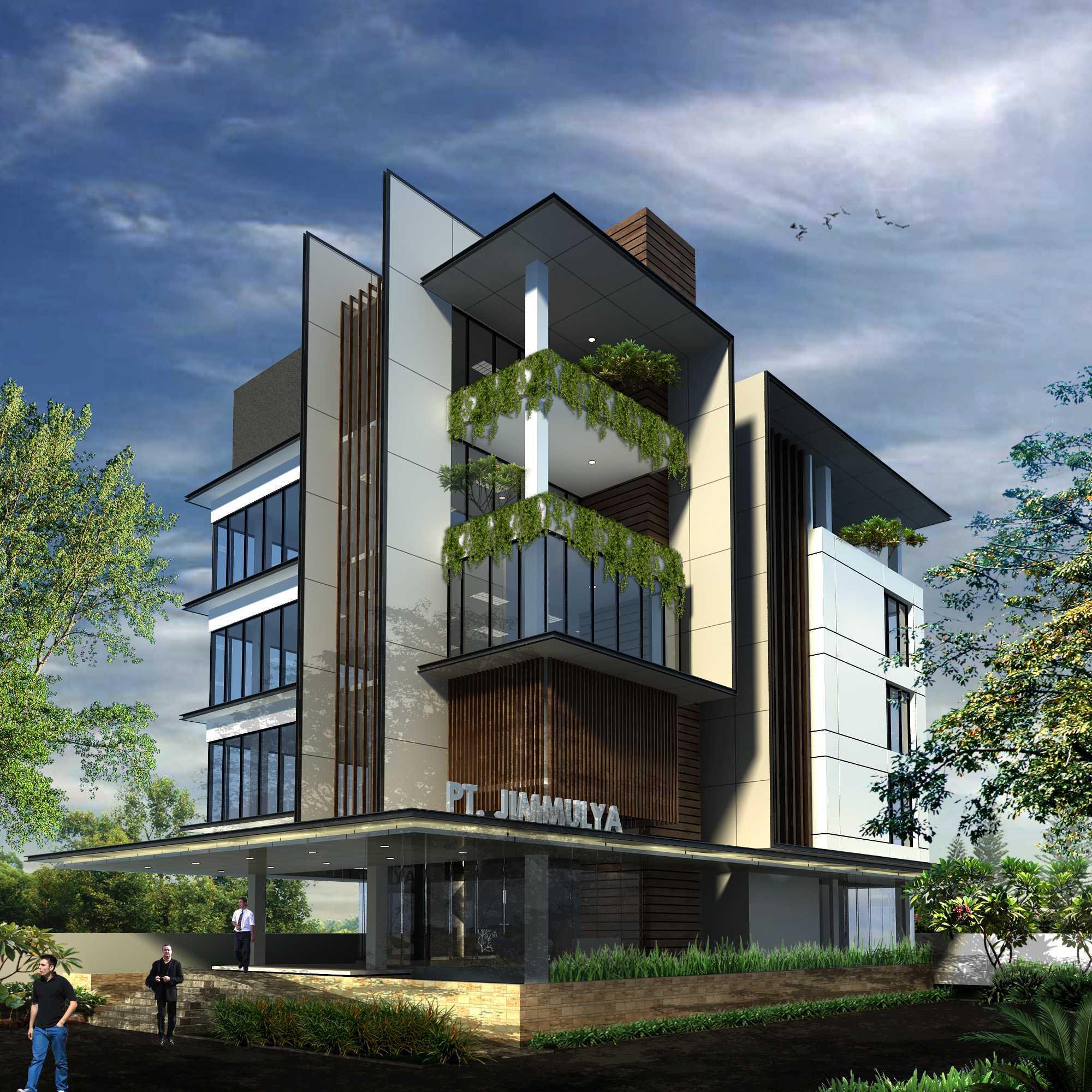 Jasa Design and Build Lineamarca di Palembang