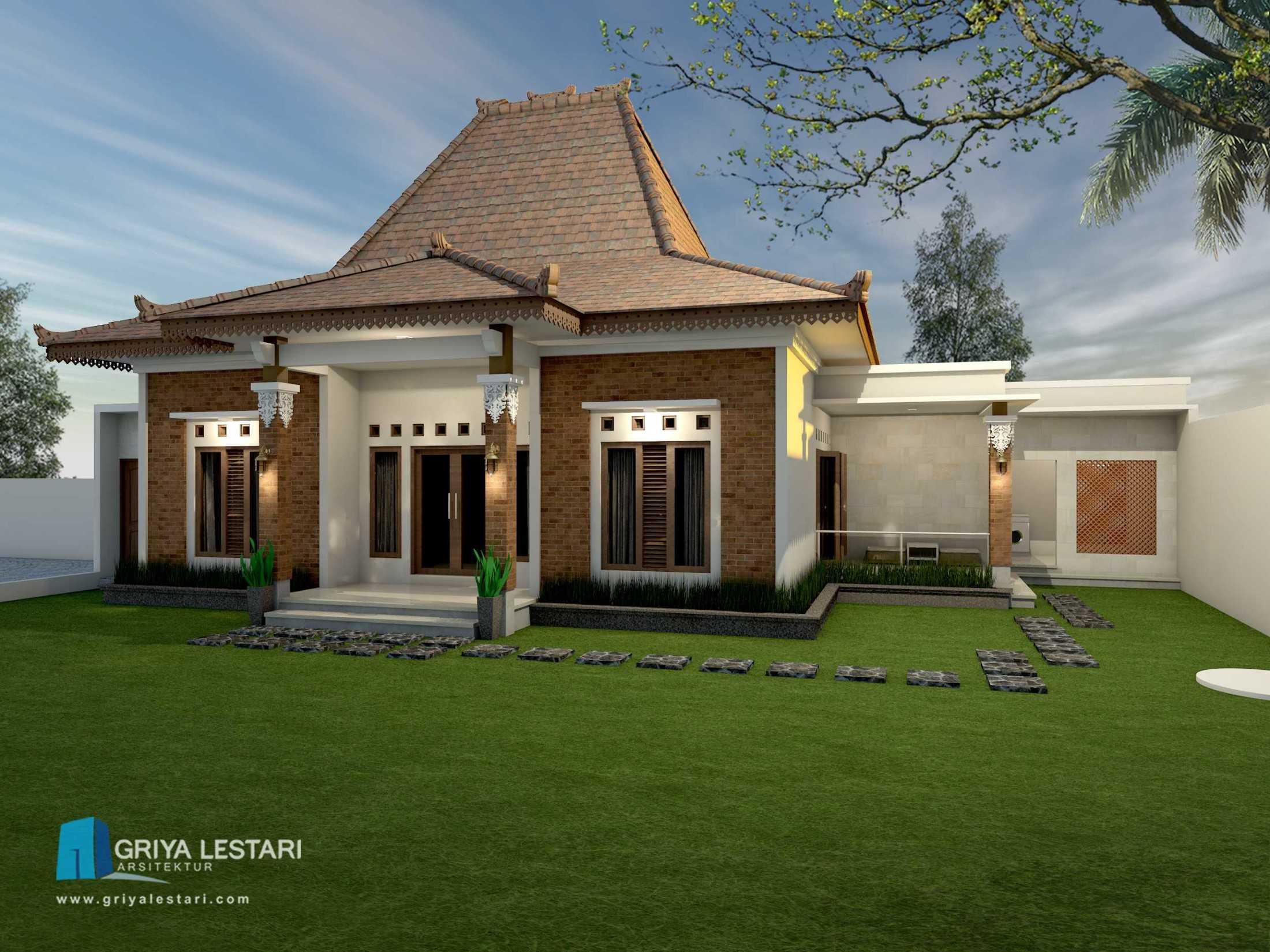 Project Desain Rumah Joglo Desain Arsitek Oleh Griya Lestari