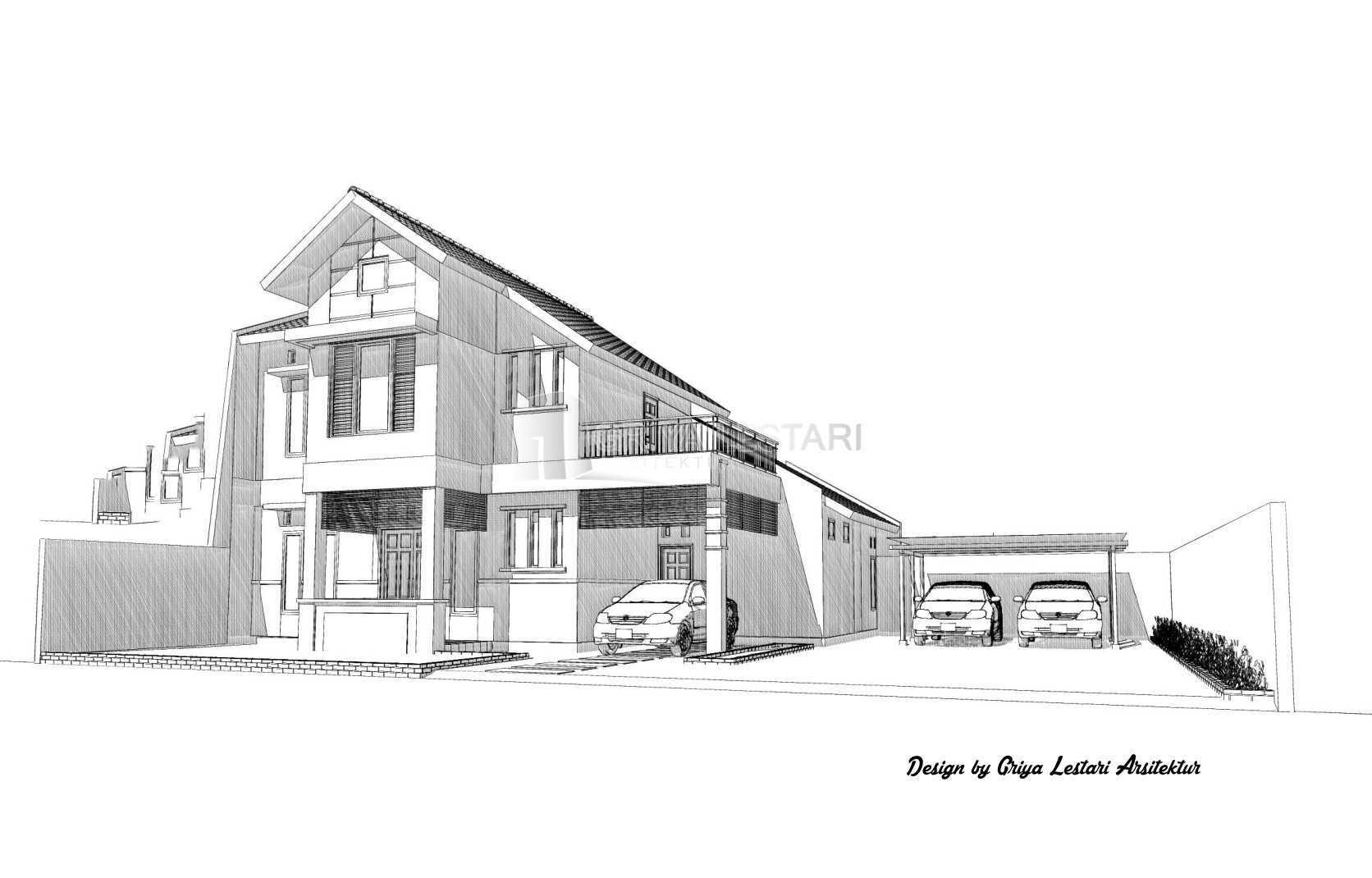 Jasa Arsitek Griya Lestari Arsitektur di Bantul