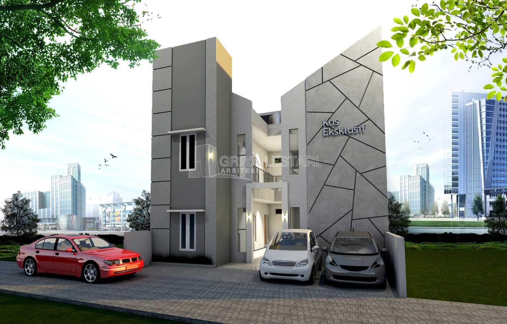 Project Desain Kos Kosan Eksklusif Desain Arsitek Oleh Griya Lestari Arsitektur Arsitag