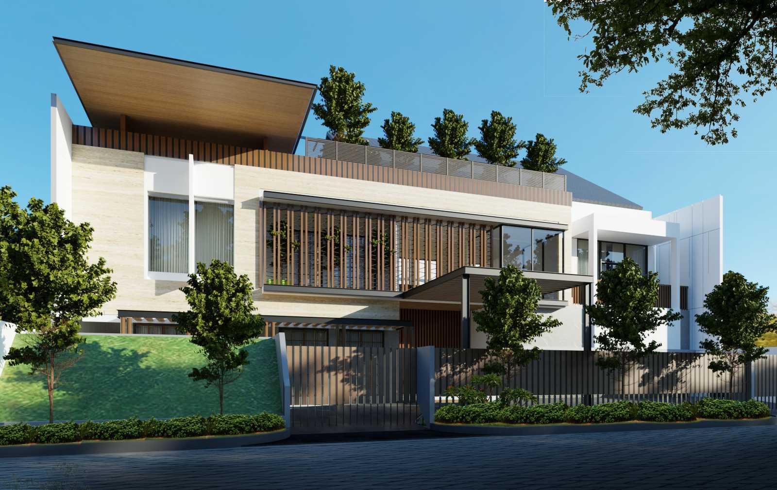Pt Alradista Desain Indonesia T House Senayan, Jakarta Senayan, Jakarta Pt-Alradista-Desain-Indonesia-T-House  105894