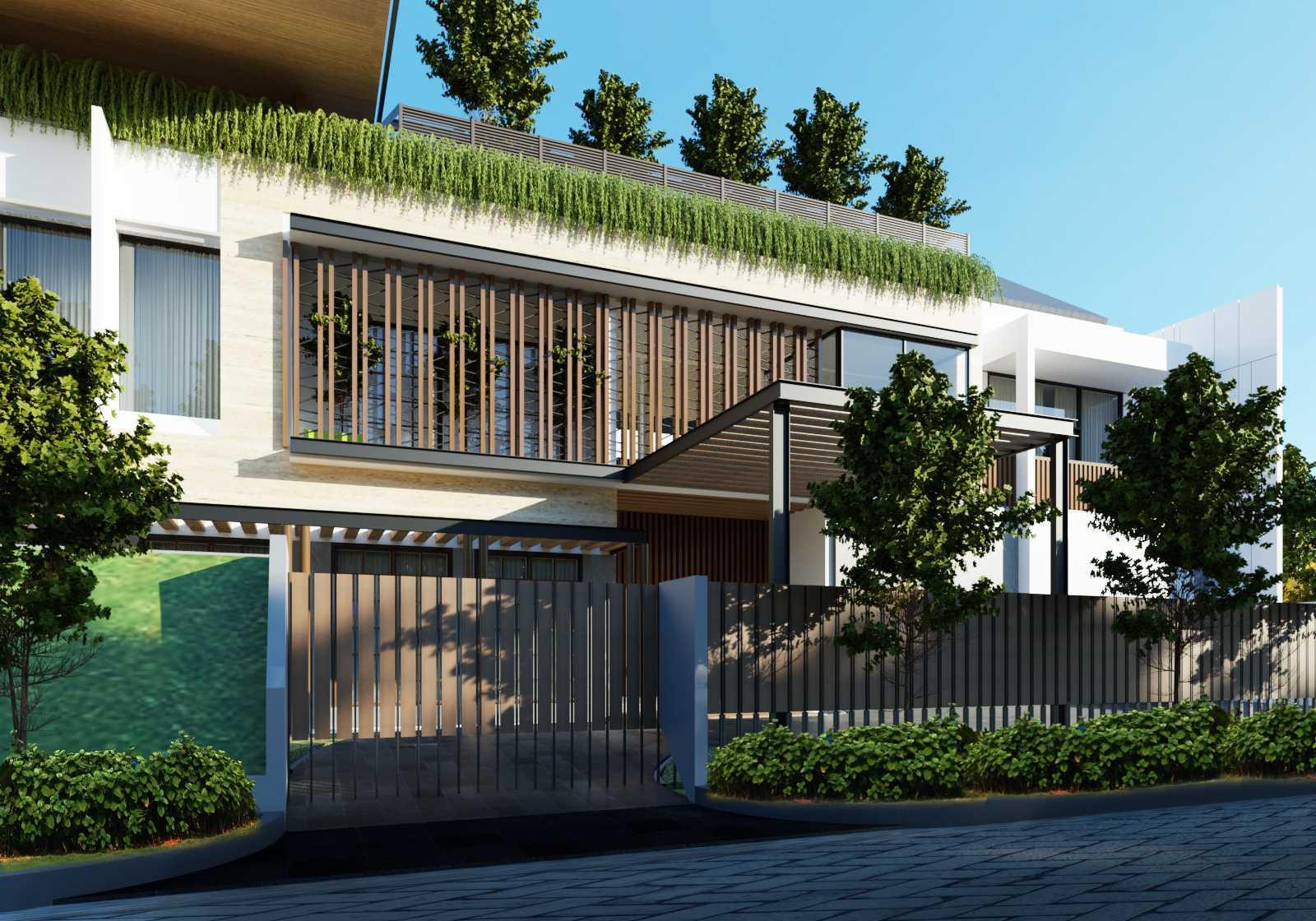 Pt Alradista Desain Indonesia T House Senayan, Jakarta Senayan, Jakarta Pt-Alradista-Desain-Indonesia-T-House  105895