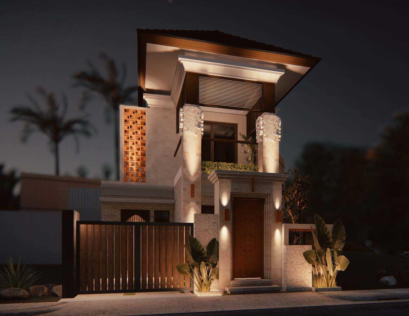 Axis Citra Pama Rumah Cupak Solok, Sumatera Barat, Indonesia Solok, Sumatera Barat, Indonesia Axis&m Architects|Rumah Cupak Asian 114769