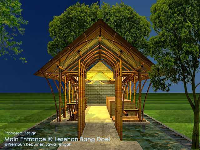 Faiz Lesehan Apung Bamboo Prembun, Kabupaten Kebumen, Jawa Tengah, Indonesia Prembun, Kabupaten Kebumen, Jawa Tengah, Indonesia Faiz-Lesehan-Apung-Bamboo Traditional 64421