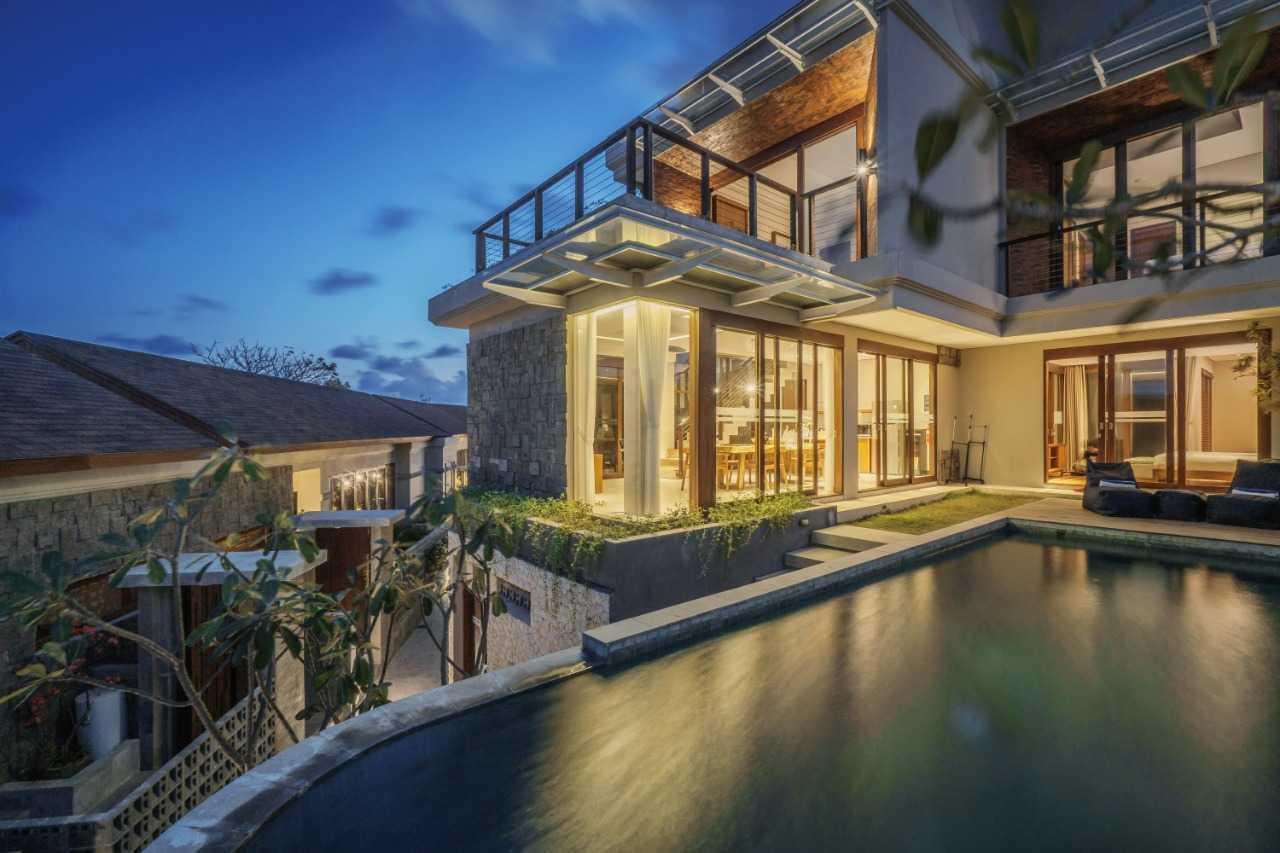 Studio Lumbung Architects Villa Kampi Sawangan Village, Kuta Selatan Sawangan Village, Kuta Selatan Studio-Lumbung-Architects-Villa-Kampi Tropical 78856