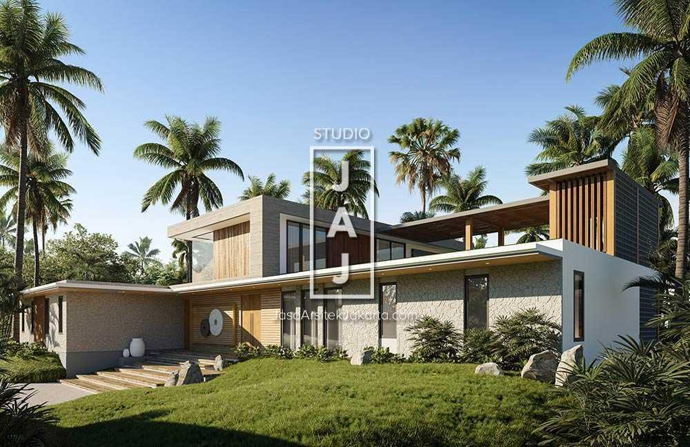 Studio Jaj Jasa Arsitek Jawa Barat, Desain Rumah Modern Style Luas 560 M2 Di Pangandaran Pangandaran, Jawa Barat, Indonesia Pangandaran, Jawa Barat, Indonesia Studio-Jaj-Desain-Rumah-Modern-Style-Luas-560-M2-Di-Pangandaran-Jawa-Barat  84938