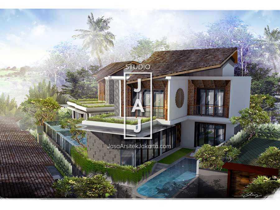 Studio Jaj Jasa Arsitek Bali, Villa Kampi Kuta Selatan, South Kuta, Badung Regency, Bali, Indonesia Kuta Selatan, South Kuta, Badung Regency, Bali, Indonesia Eksterior  87504