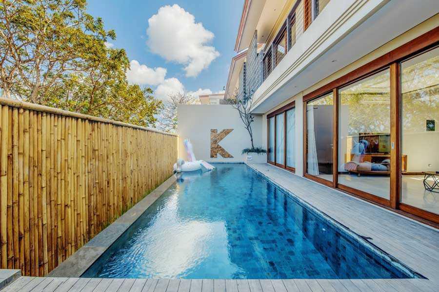 Studio Jaj Jasa Arsitek Bali, Villa Kampi Kuta Selatan, South Kuta, Badung Regency, Bali, Indonesia Kuta Selatan, South Kuta, Badung Regency, Bali, Indonesia Eksterior Villa Kampi  87507
