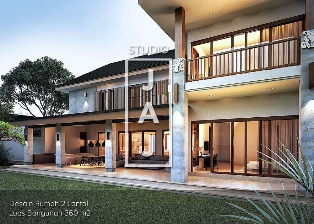Studio Jaj Jasa Arsitek Bogor, Rumah 2 Lantai Luas 360 M2 Bogor, Jawa Barat, Indonesia Bogor, Jawa Barat, Indonesia Studio-Jaj-Jasa-Arsitek-Bogor-Rumah-2-Lantai-Luas-360-M2  91547