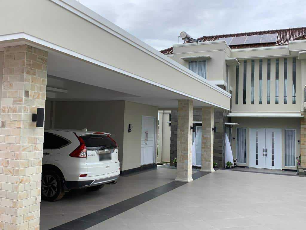Studio Jaj Jasa Arsitek Bogor, Rumah 2 Lantai Luas 360 M2 Bogor, Jawa Barat, Indonesia Bogor, Jawa Barat, Indonesia Studio-Jaj-Jasa-Arsitek-Bogor-Rumah-2-Lantai-Luas-360-M2  91551